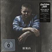 Click here for more info about 'Rag'n'Bone Man - Human - Live Edition'