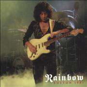 Click here for more info about 'Rainbow - Boston 1981'