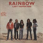 Click here for more info about 'Rainbow - Can't Happen Here - P/S - EX'