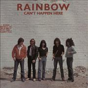 Click here for more info about 'Rainbow - Can't Happen Here - P/S'