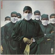 Click here for more info about 'Rainbow - Difficult To Cure + Merchandise Insert'