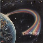 Click here for more info about 'Rainbow - Down To Earth - Black Vinyl'