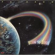 Click here for more info about 'Rainbow - Down To Earth - Clear Vinyl - Complete'