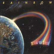 Click here for more info about 'Rainbow - Down To Earth'