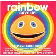 Click here for more info about 'Rainbow [George & Zippy] - Rave Up!'