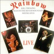 Click here for more info about 'Rainbow - Live EP'