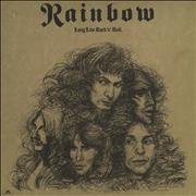 Click here for more info about 'Rainbow - Long Live Rock 'N' Roll - 1st - A2/B2'