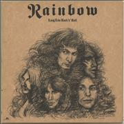 Click here for more info about 'Rainbow - Long Live Rock 'N' Roll - 1st - A1/B1 - EX'