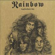 Click here for more info about 'Rainbow - Long Live Rock 'N' Roll - 1st - A1/B1'