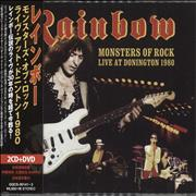 Click here for more info about 'Rainbow - Monsters Of Rock Live At Donington 1980'