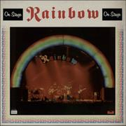 Click here for more info about 'Rainbow - On Stage'