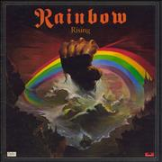 Click here for more info about 'Rainbow - Rainbow Rising - 1st - EX'