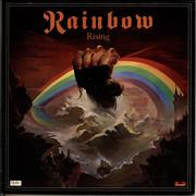 Click here for more info about 'Rainbow - Rainbow Rising - 1st'
