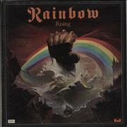 Click here for more info about 'Rainbow - Rainbow Rising - 2nd'