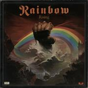 Click here for more info about 'Rainbow - Rainbow Rising - ACB'