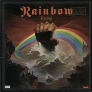 Click here for more info about 'Rainbow - Rainbow Rising - Limited Special Price Issue'