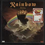 Click here for more info about 'Rainbow - Rising'