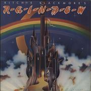 Click here for more info about 'Rainbow - Ritchie Blackmore's Rainbow - 1st - EX'