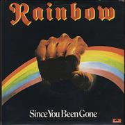 Click here for more info about 'Rainbow - Since You Been Gone + Sleeve'
