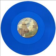 Click here for more info about 'Rainbow - Stone Cold - Blue Vinyl'