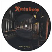 Click here for more info about 'Rainbow - Street Of Dreams'