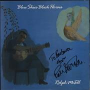 Click here for more info about 'Ralph McTell - Blue Skies Black Heroes - Autographed'