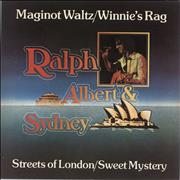 Click here for more info about 'Ralph McTell - Ralph, Albert & Sydney EP + Sleeve'
