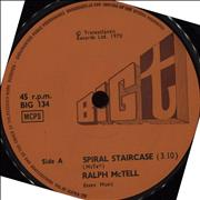 Click here for more info about 'Ralph McTell - Spiral Staircase'
