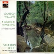 Click here for more info about 'Ralph Vaughan Williams - A Pastoral Symphony / In the Fen County - 3rd'