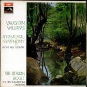 Click here for more info about 'Ralph Vaughan Williams - A Pastoral Symphony / In the Fen Country - 2nd'