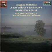 Click here for more info about 'Ralph Vaughan Williams - A Pastoral Symphony / Symphony No. 6'