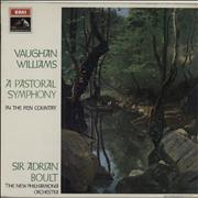 Click here for more info about 'Ralph Vaughan Williams - A Pastoral Symphony / In the Fen County - 1st'