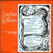 Click here for more info about 'Ralph Vaughan Williams - Dona Nobis Pacem / Flos Campi'