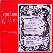 Click here for more info about 'Ralph Vaughan Williams - Dona Nobis Pacem'