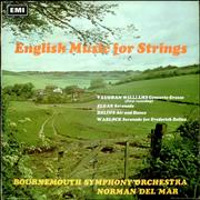 Click here for more info about 'Ralph Vaughan Williams - English Music for Strings - Factory sample'