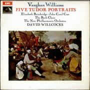 Click here for more info about 'Ralph Vaughan Williams - Five Tudor Portraits'