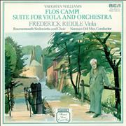 Click here for more info about 'Ralph Vaughan Williams - Flos Campi'
