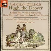 Click here for more info about 'Ralph Vaughan Williams - Hugh the Drover - Factory Sample'