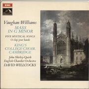 Click here for more info about 'Ralph Vaughan Williams - Mass in G minor / Five Mystical songs'