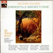 Click here for more info about 'Ralph Vaughan Williams - Symphony No. 5 & Serenade To Music'