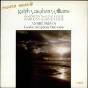 Click here for more info about 'Ralph Vaughan Williams - Symphony No. 6 in E Minor / Symphony No. 8 in D Minor'
