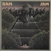 Click here for more info about 'Ram Jam - Ram Jam'
