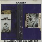 Click here for more info about 'Ramleh - Be Careful What You Wish For'