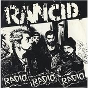 Click here for more info about 'Rancid - Radio Radio Radio E.P.'