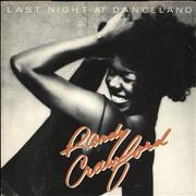 Click here for more info about 'Randy Crawford - Last Night At Danceland'