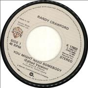Click here for more info about 'Randy Crawford - You Might Need Somebody - Jukebox'