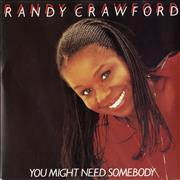 Click here for more info about 'Randy Crawford - You Might Need Somebody + Sleeve'