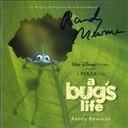 Click here for more info about 'Randy Newman - A Bugs Life - Autographed by Randy Newman'