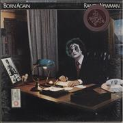 Click here for more info about 'Randy Newman - Born Again - Opened shrink'