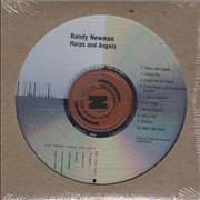 Click here for more info about 'Randy Newman - Harps & Angels'